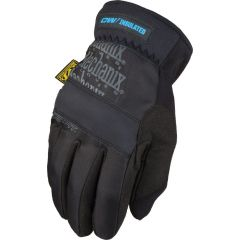 GANTS MECHANIX FASTFIT INSULATED - NOIR
