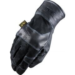 GANTS MECHANIX GAUNTLET CUIR - COVER NOIR